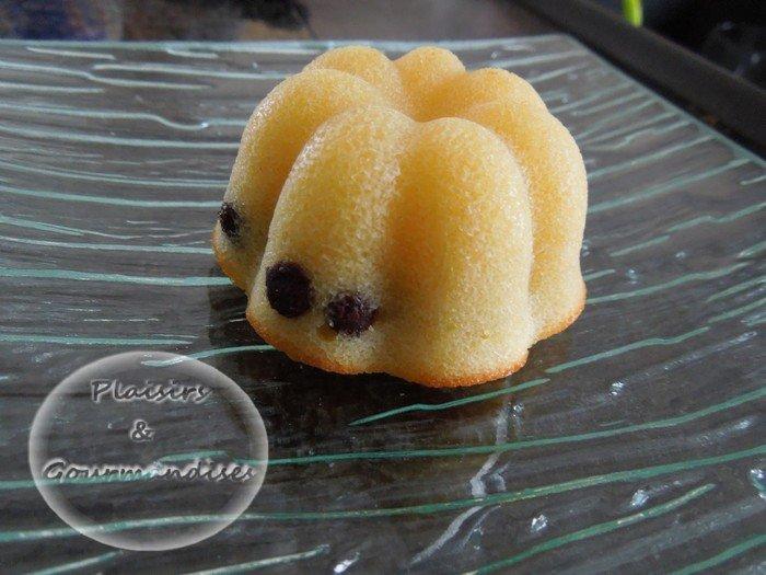 Moelleux au fromage blanc & pépites de chocolat dans Empreintes Petite Charlotte dscn0030
