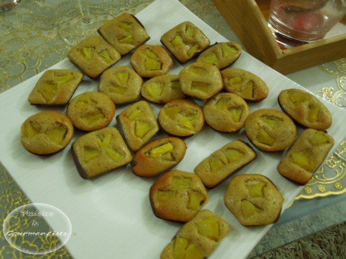 Les mignardises ananas et chocolat (version sans gluten possible) dans Empreintes Mignardise dscn0350