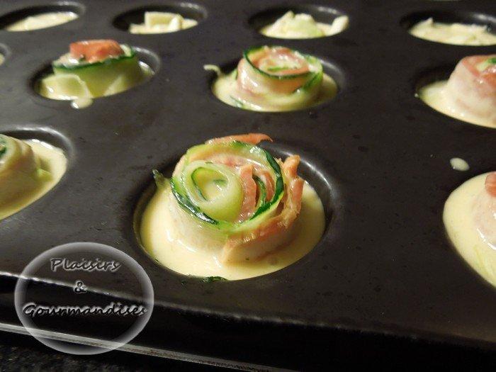 Tourbillon de courgettes dans Empreintes Mini-muffins dscn0656