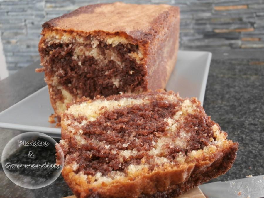 Le Marbré dans Moule Cake p2280341