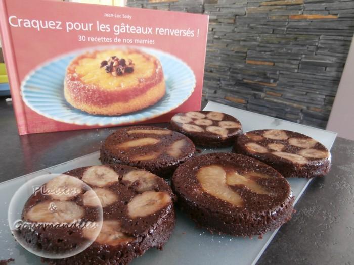 Gâteau Choco-pommes dans Empreintes Grand Rond p7190106
